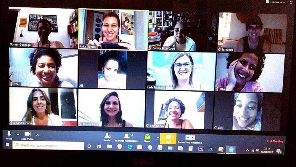 Terapia Online em Grupo